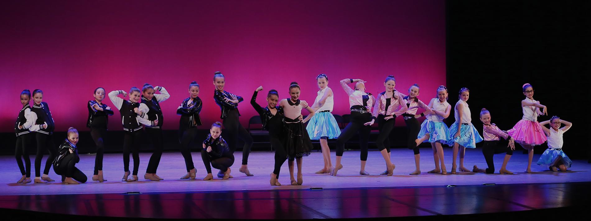meg segreto's dance studio performance south florida, broward county, plantation, fort lauderdale
